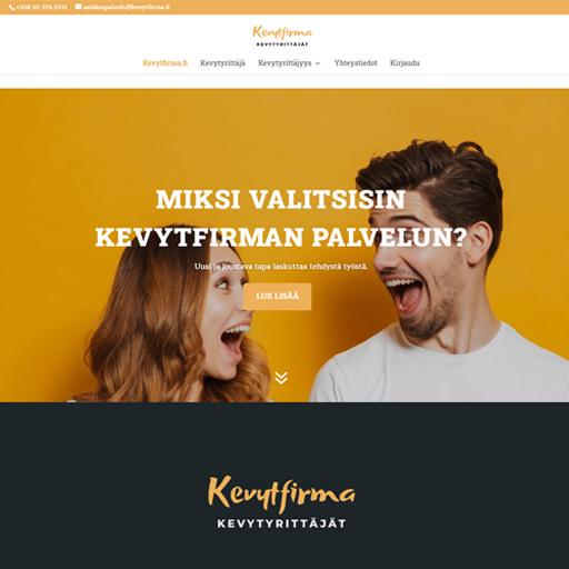 Kevytfirma.fi